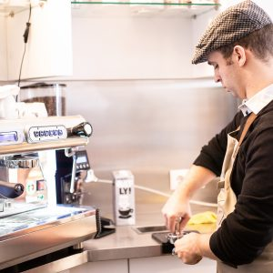 Eisbedarf Kaffeemaschinen